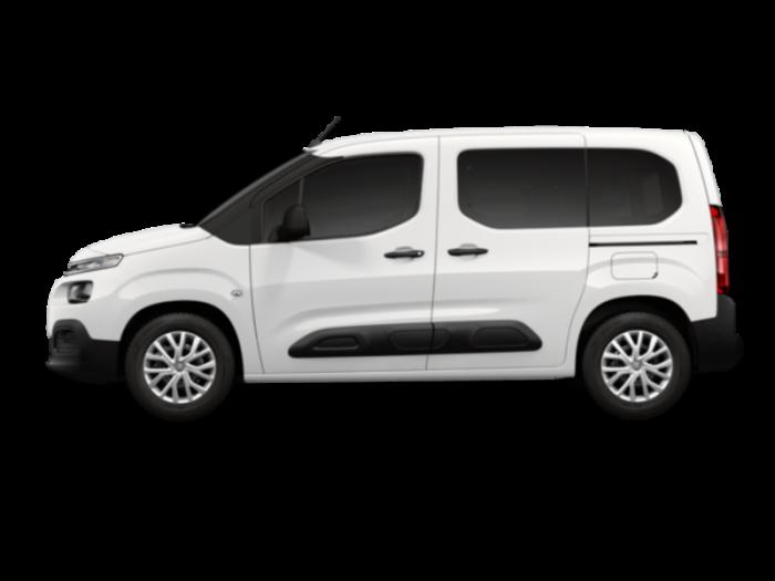 Renting Citroën Berlingo Imagen Lateral