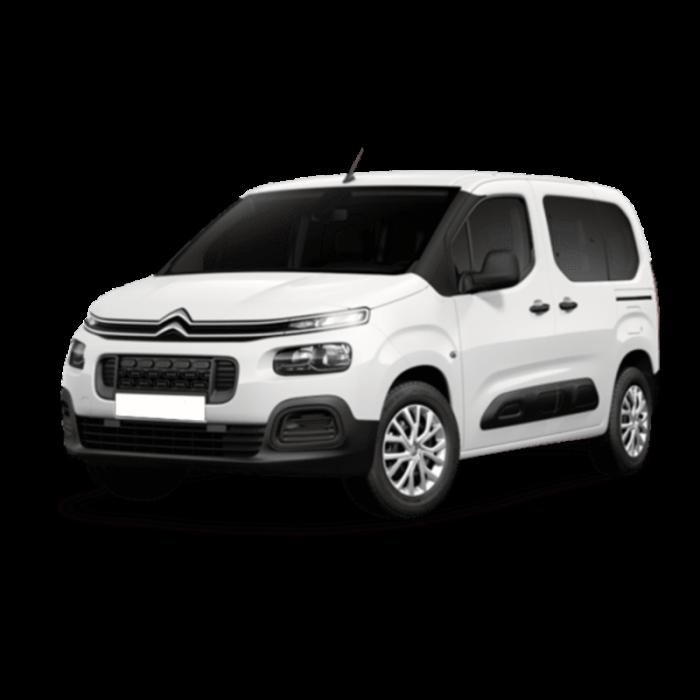 Renting Citroën Berlingo imagen delanterea