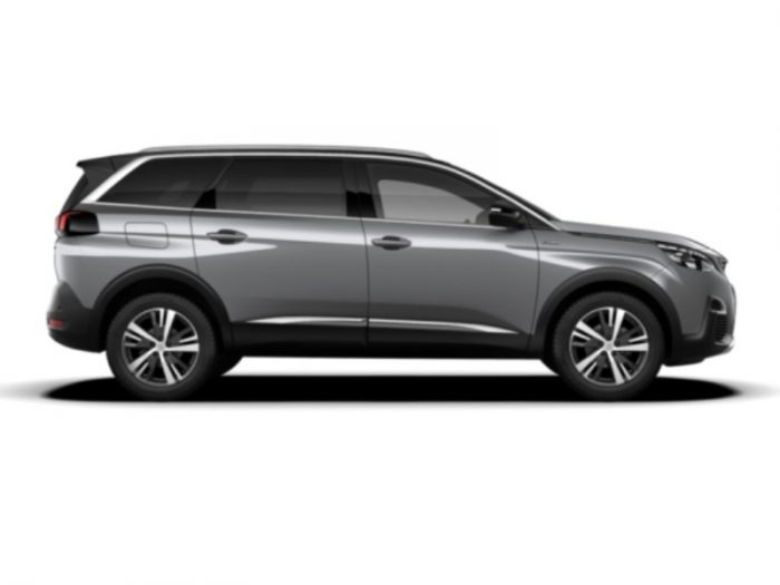 Renting Peugeot 5008 imagen lateral
