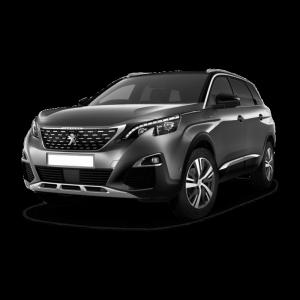 Renting Peugeot 5008 imagen delantera